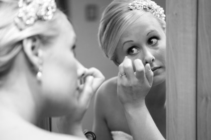 bridal preparations photography essex