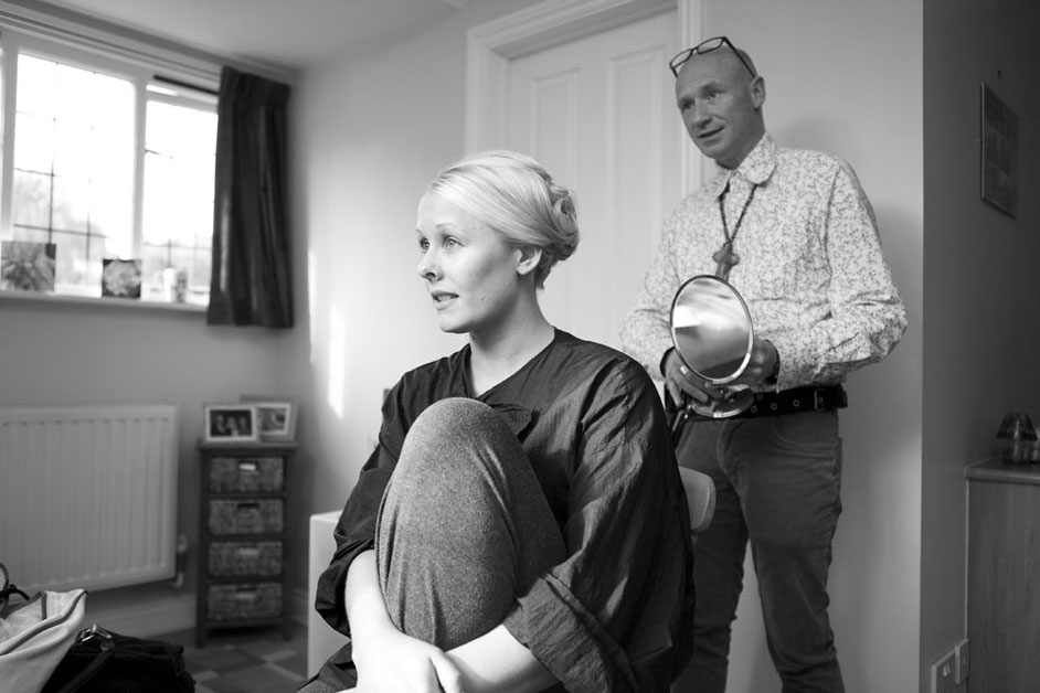bridal preparations reportage photography