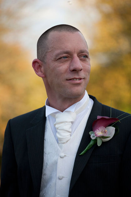 groom portrait colne valley golf club