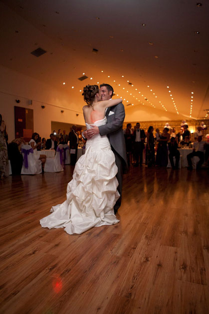 first dance at 3 Rivers Essex
