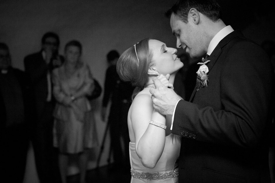 first dance at Leez Priory