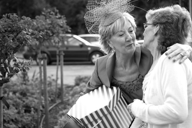 mothers at colne valley wedding essex