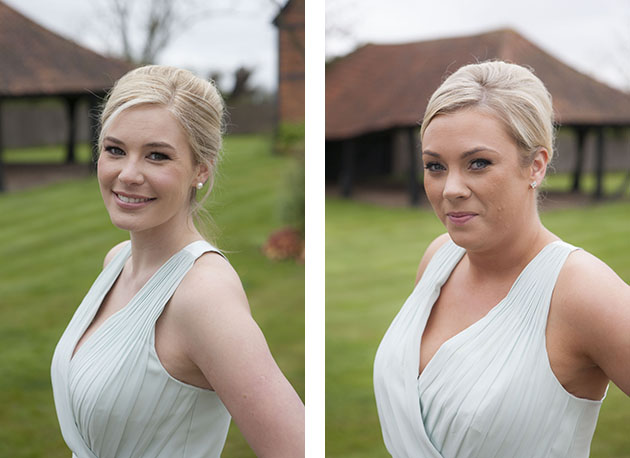 Bridesmaids at Channels Golf Club Essex