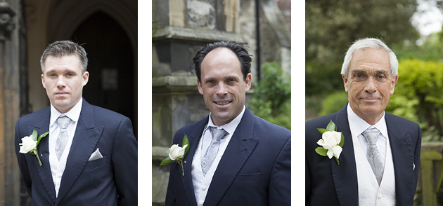 Wanstead Wedding Gents
