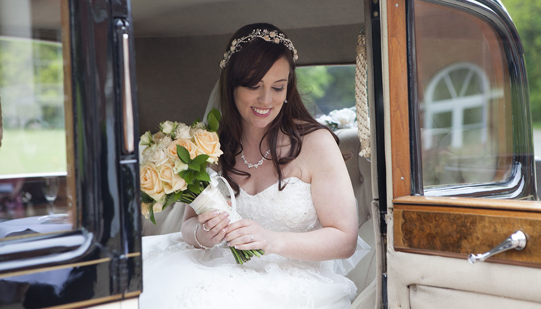 Bride photography in Essex